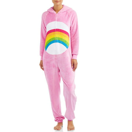 Care Bear Womens and Womens Plus Unionsuit