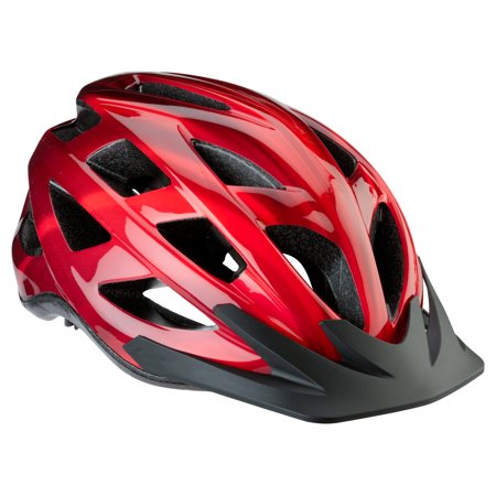 Schwinn Breeze Adult Bike Helmet (14+), Red