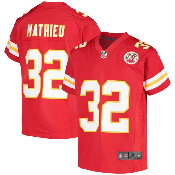 Tyrann Mathieu Kansas City Chiefs Nike Youth Game Jersey - Red