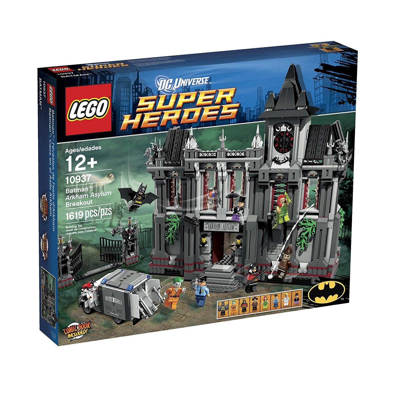 Lego Super Heroes Arkham Asylum Breakout (10937) (Discont...