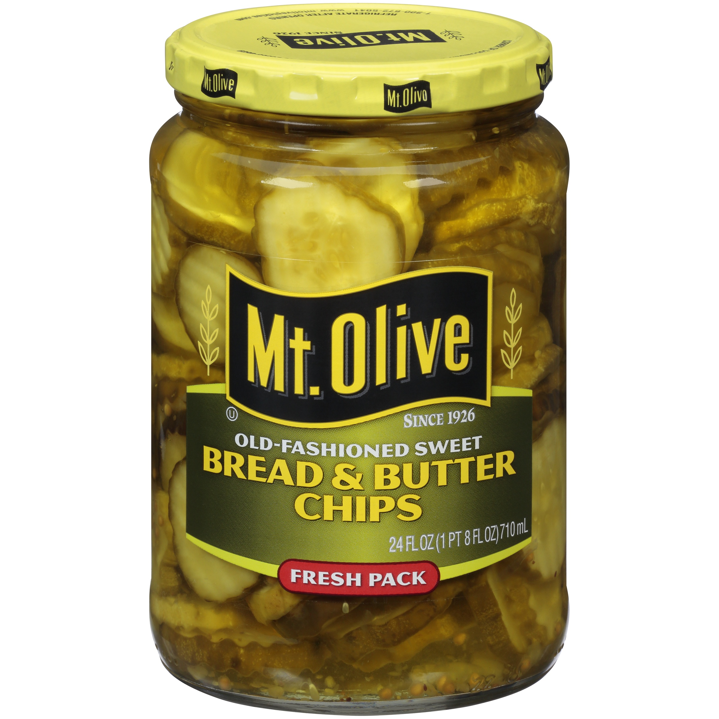 (3 Pack) FRESH BREAD and BUTTER CHIPS