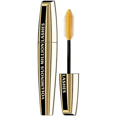 528c9a9b149 L'Oreal Paris Voluminous Million Lashes Mascara, Blackest Black, 0.3 fl.  oz. - Walmart.com