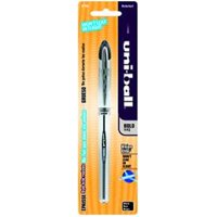 uni-ball Vision Elite Rollerball Pen, Bold Point (0.8mm), Black, 1 Count