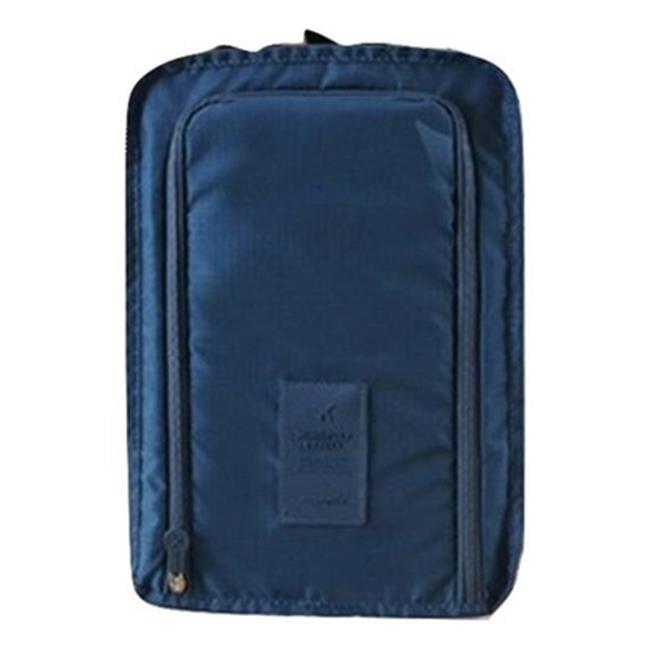 Best Desu 08102015DB Travel Shoe Organizer Dark Blue by Best Desu