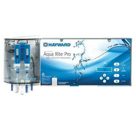 Hayward AQR15-PRO-SD 40K gal Aqua Rite Pro Salt Chlorination System Aqua Rite 40k Gallon