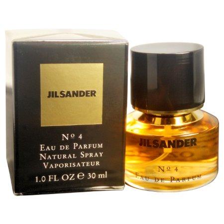 Jil Sander #4 Eau De Parfum Spray 1 Oz By