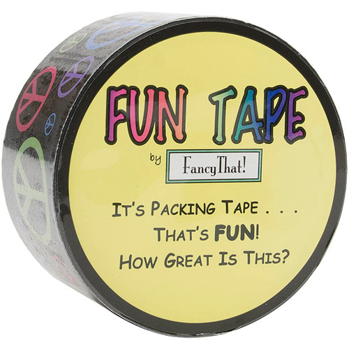 Fancy That! Fun Tape, 25 Yards
