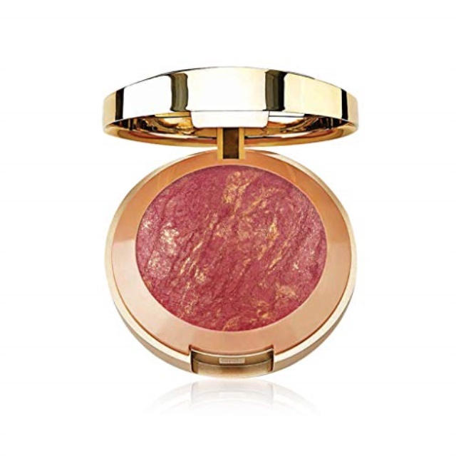milani baked blush, red vino, 0.12 ounce