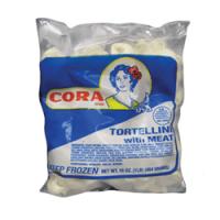 Cora Ravioli Cora Tortellini Meat 16 Oz