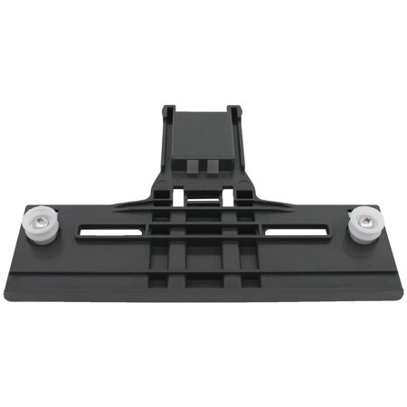 W10350376 Dishwasher Top Rack Adjuster Replacement for KitchenAid KUDE20IXSS9 Washer - Compatible with W10350376 Rack Adjuster Dishwasher Upper Top Adjuster with Wheels - UpStart Components Brand - image 4 de 4
