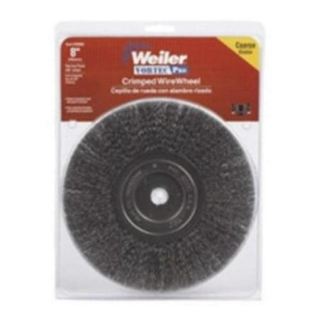 Pleasing Weiler 36005 Bench Grinder Wire Wheel 8 Diameter Coarse Customarchery Wood Chair Design Ideas Customarcherynet