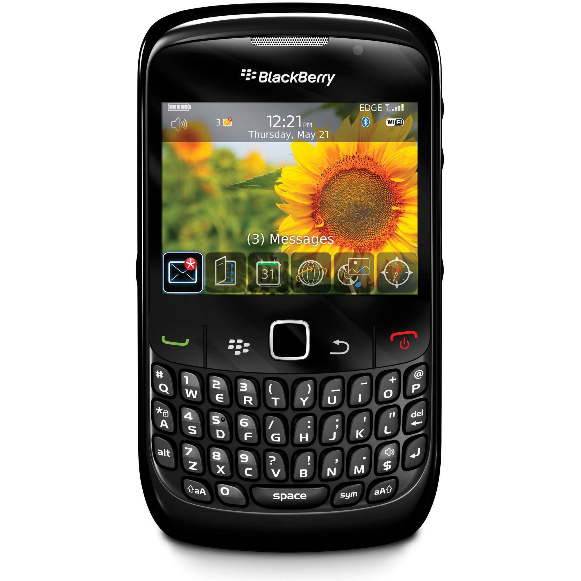 Refurbished BlackBerry Curve 8520 GSM Keyboard + Trackpad Smartphone (Unlocked)