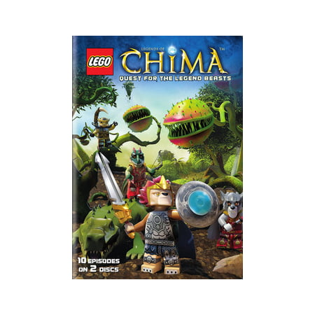 Lego Legends of Chima: Season Two, Part One Quest for Legend Beasts