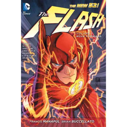 The Flash 1: Move Forward The New 52