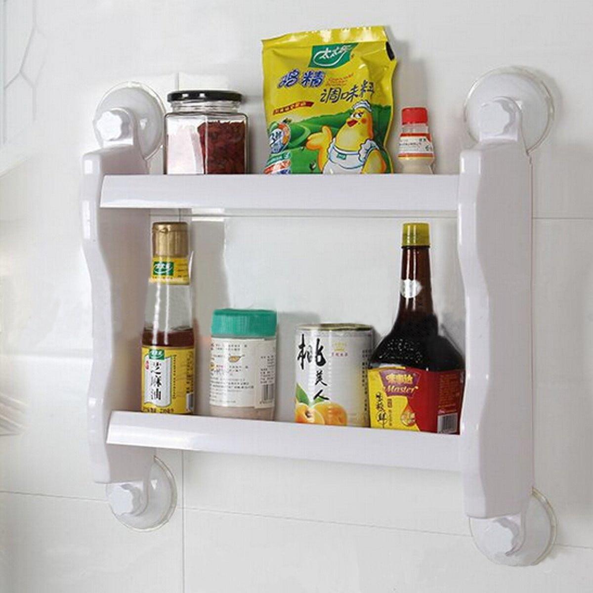 Bathroom Organisers Caddies Bathroom Suction Cup Kitchen Wall Corner Storage Rack Organizer Shower Shelf Ro Home Furniture Diy Lugecook Com Br