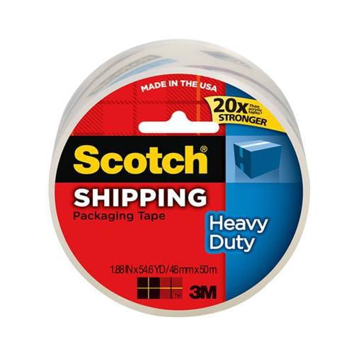 Scotch Scotch Packaging Tape MMM3850