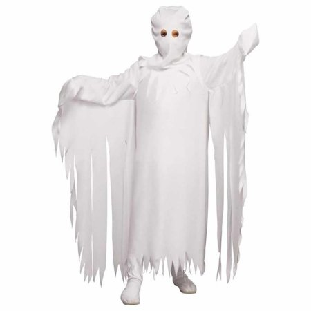 Ghostly Spirit size M 8/10 Classic Scary Ghost Costume Rubie's