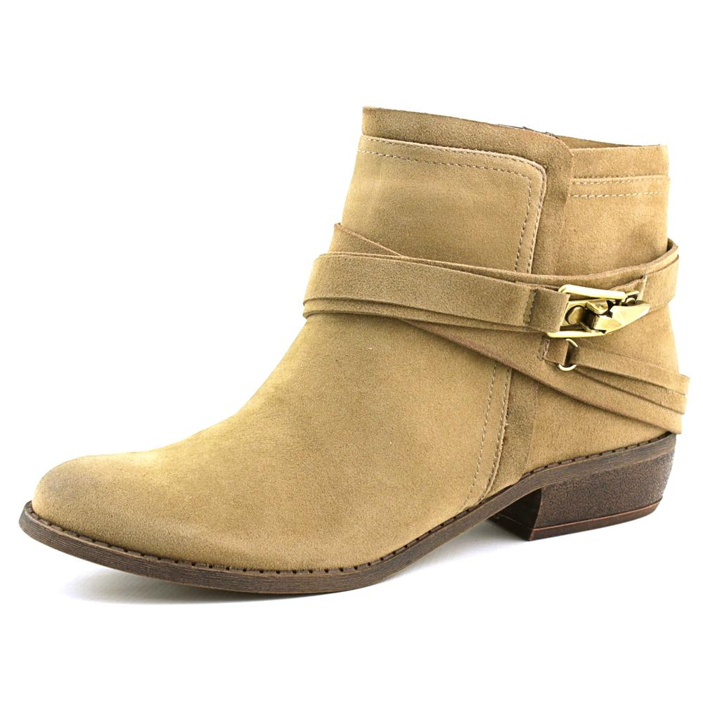 Fergalicious Midas   Round Toe Synthetic  Ankle Boot