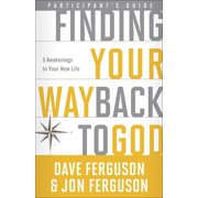 Finding Your Way Back to God Participant's Guide - eBook