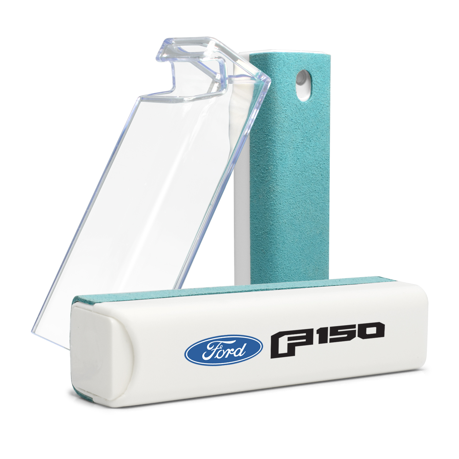 Ford F-150 New Blue Microfiber Screen Cleaner for Car Navigation, Cell Phone