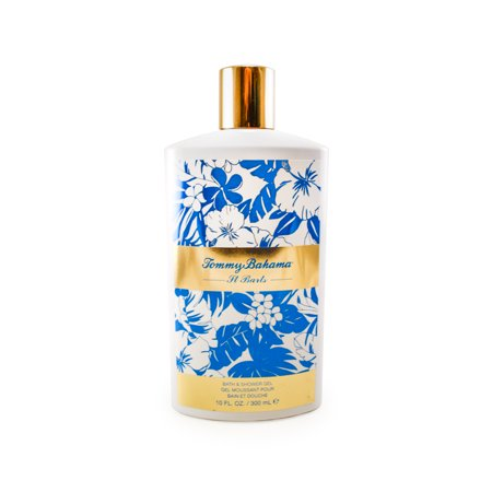 Tommy Bahama Set Sail St. Barts Bath & Shower Gel 10 Oz / 300 Ml for Women by Tommy Bahama Tommy Bahama Set Sail St. Barts Bath & Shower Gel 10 Oz / 300 Ml for Women by Tommy Bahama