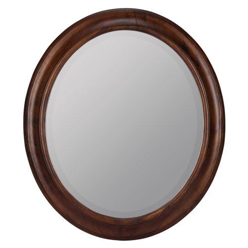 Chelsea Oval Mirror (Chesapeake White) by Cooper Classics