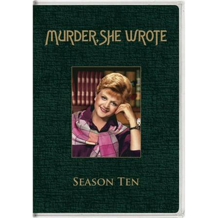 Murder She Wrote: The Complete Tenth Season - 10 Halloween Murders