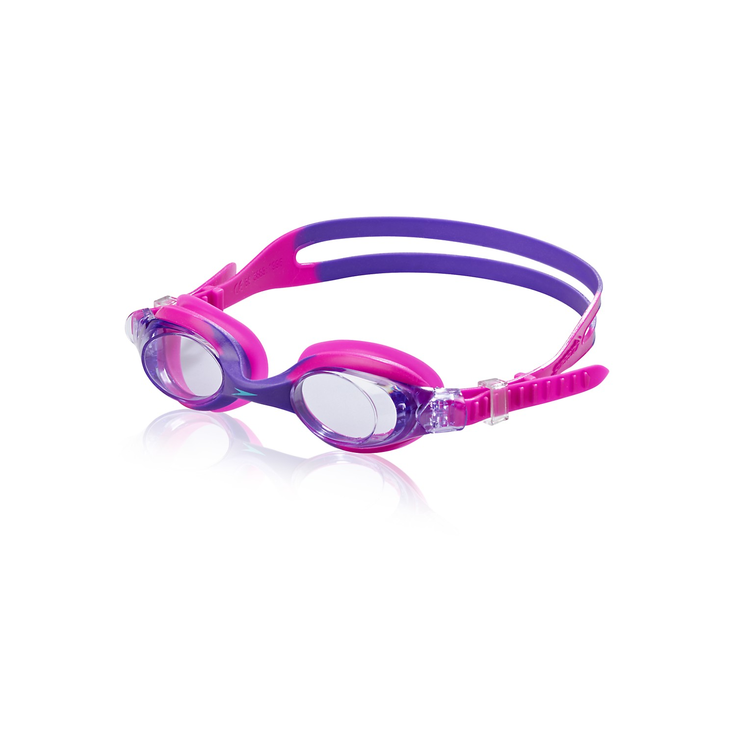 Speedo Kids Skoogles Goggle Kids Recreational Swim Goggle Glow Pink by Speedo