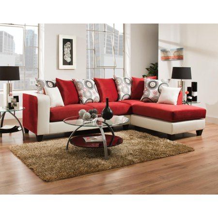 Flash Furniture Riverstone Implosion Sectional Sofa