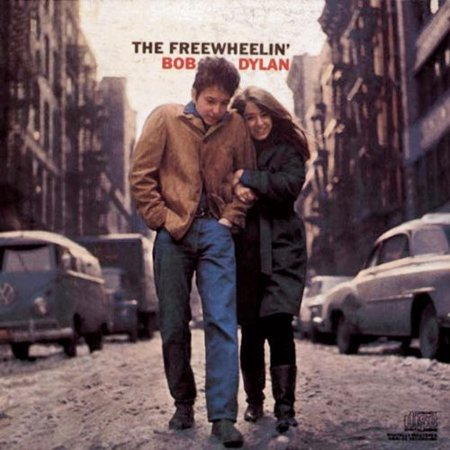 Freewheelin Bob Dylan (Vinyl) - Bob Dylan Halloween Songs