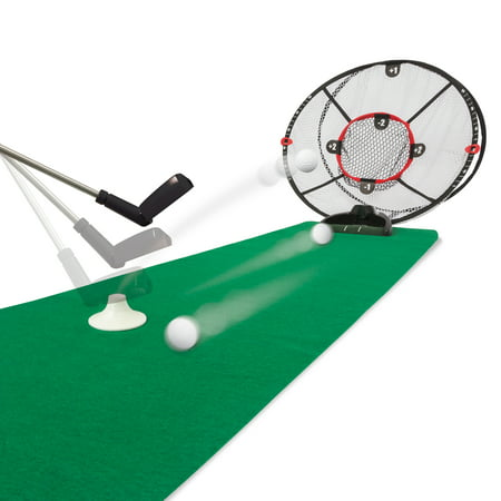 Majik Chip 'N Putt Electronic Golf Trainer (Golf Digest Putting)