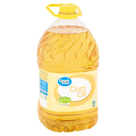 Great Value Corn Oil, 1 gal (Gal Nat Oil)