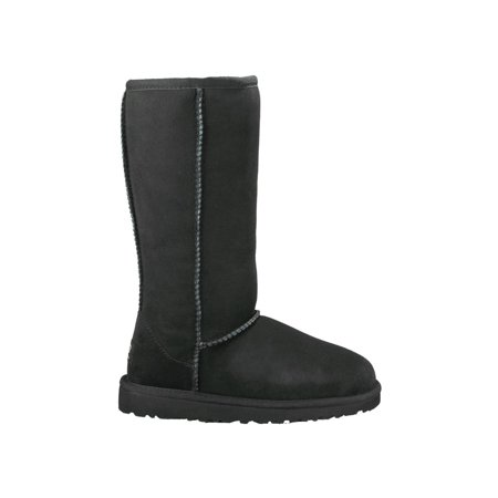 Kids Ugg Boots Cheap (Kids UGG Classic Tall Black Boot)