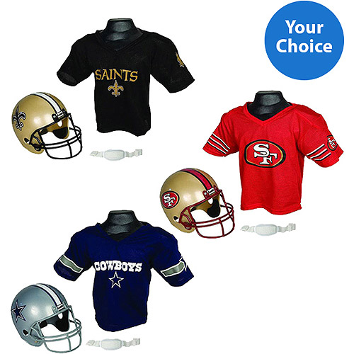 Franklin NFL Youth Helmet and Jersey Set - Choose Your NFC Team