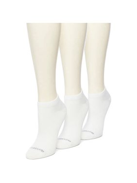 Women's breathe arch clinch no show socks - 3 pack