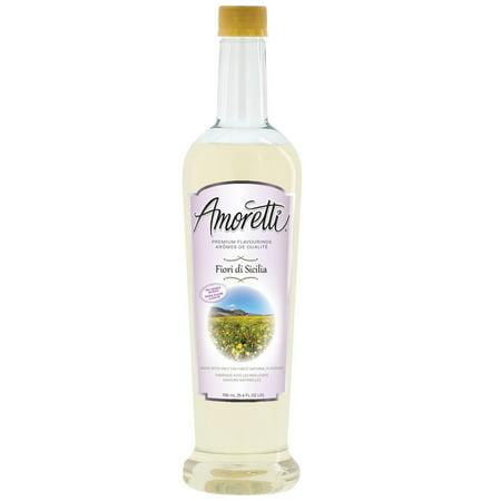 Amoretti Premium Sugar Free Fiori di Sicilia Flavoring (750mL)