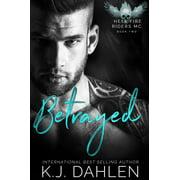Betrayed - eBook