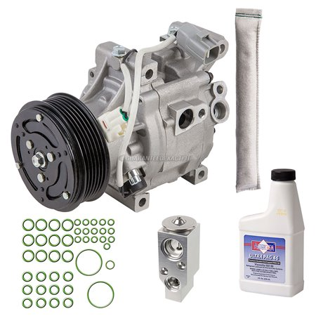 For Toyota MR2 Spyder 2000-2002 AC Compressor w/ A/C Repair Kit ()