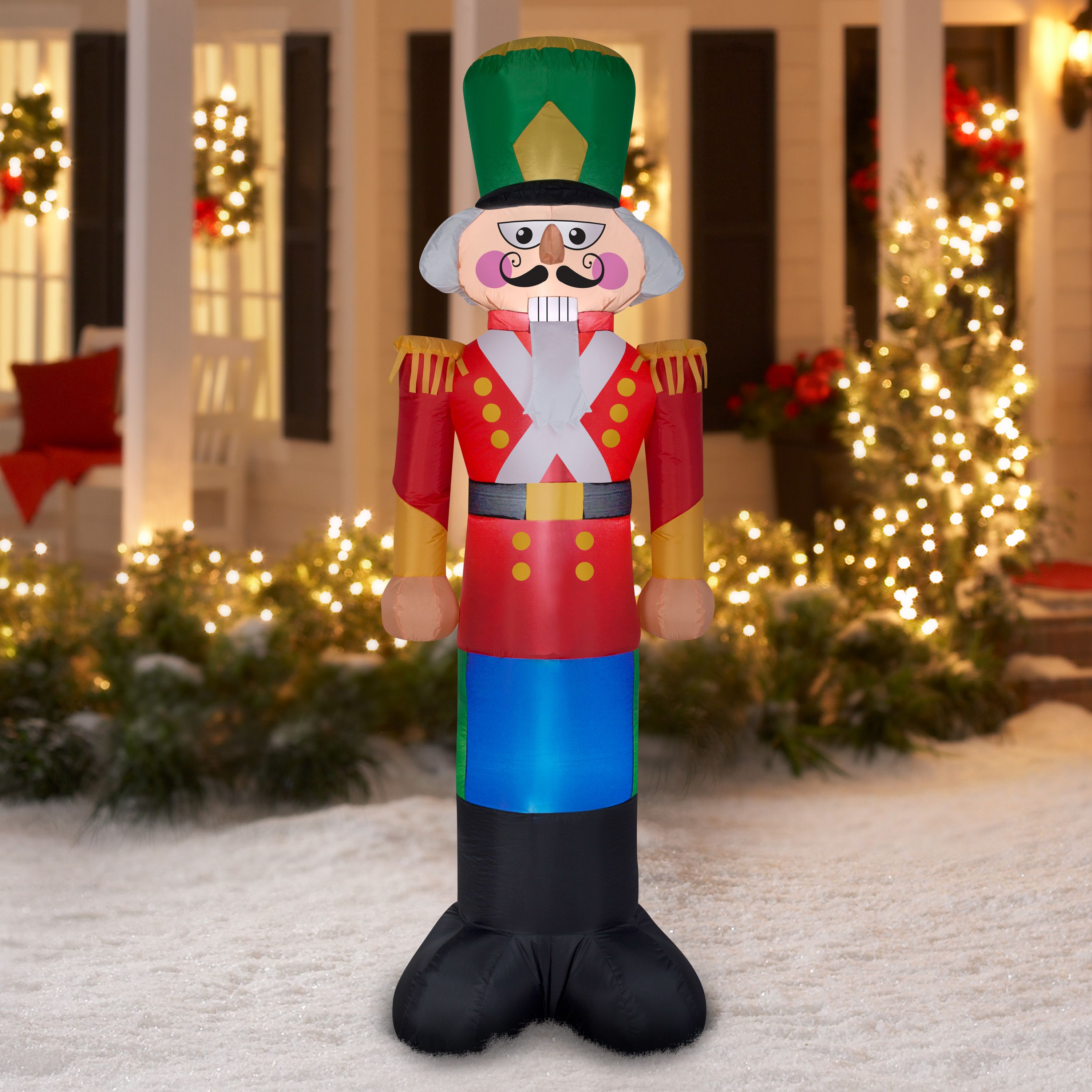 Airblown Inflatable Toy Soldier 7ft tall by