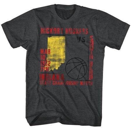 American Classics Hoosiers Huskers Vs Bears T Shirt