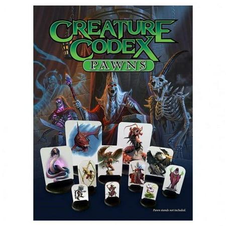 creature codex pawns