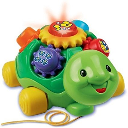 Introduce Your Child To Fun Colors And Sounds With The Roll & Learn Turtle, Roll & Learn... by