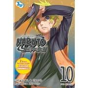 Naruto Shippuden: Box Set 10 (DVD)