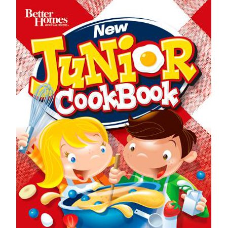 Better Homes and Gardens New Junior Cook Book (Better Homes And Gardens New Junior Cookbook)