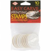 Colorfin SCD/1HP Easy Carve Printing Discs 10/Pkg-