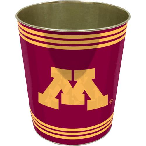 NCAA Minnesota Golden Gophers Wastebasket