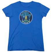 Atari Badge Womens Short Sleeve Shirt