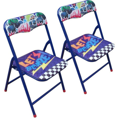 - Nickelodeon Blaze and the Monster Machine Folding Chair