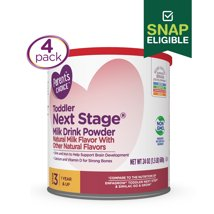 Baby Formula: Parent's Choice Toddler Next Stage