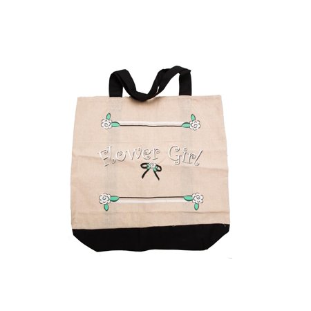 Flower Girl Tote Bag ()